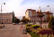 Тюмень - уютный город